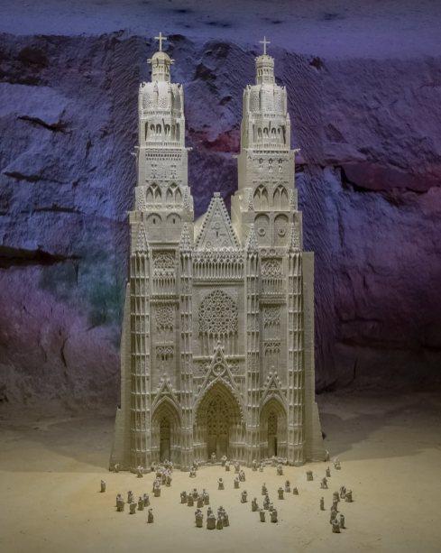 Pierre et lumière-La cathédrale de Tours (2)