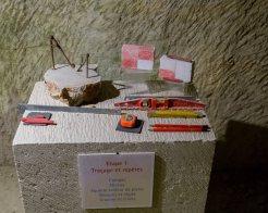 Pierre et lumière-Les outils pour chaque stade de la sculpture (2)
