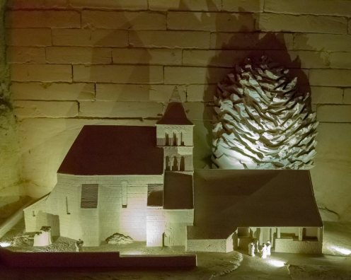 Pierre et lumière-Saint Georges des sept voies