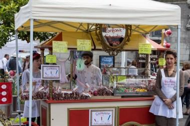 Saumur l'avant Anjou velo vintage au village 12