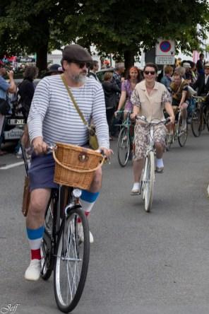 Saumur l'avant Anjou velo vintage au village 49
