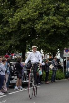 Saumur l'avant Anjou velo vintage au village 54