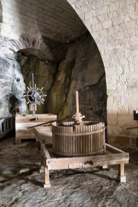 Cave et grenier saint Jean journées du patrimoine Angers-4