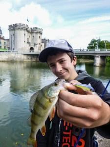 le plaisir de la pêche