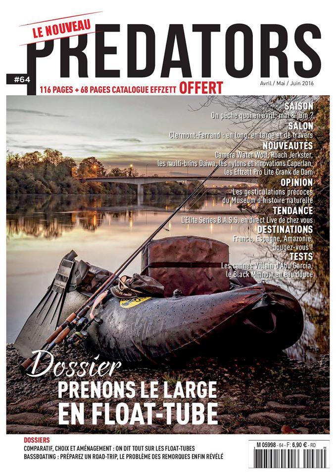 Predators magazine