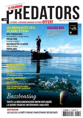Predators magazine rockfishing