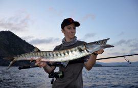 pêche barracuda
