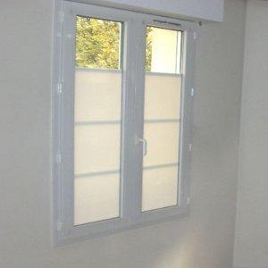 Fenêtre d'un studio