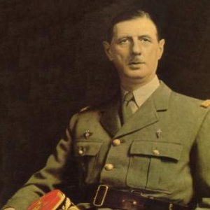 Général Charles De Gaulle