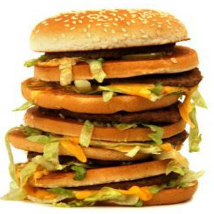 Burger enorme