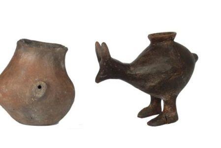 Археологи обнаружили детские бутылочки-«непроливайки» каменного века