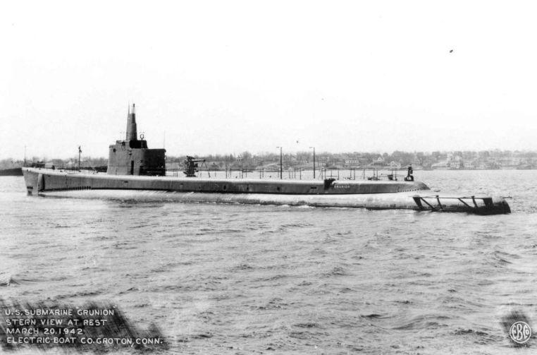 USS Grunion (SS-216) /©wikipedia