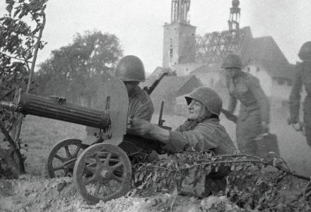Минобороны рассекретило документы о боях за Варшаву 1944-1945 годов