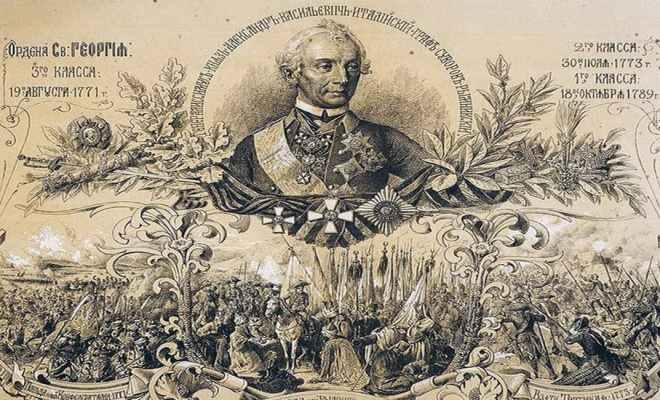 Как жилось крепостным великого полководца Суворова?