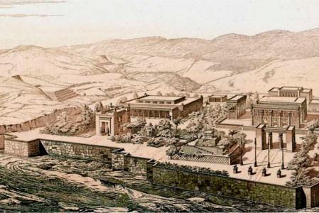 Как Александр Македонский сжёг одну из столиц Персии