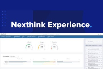 Nexthink experience