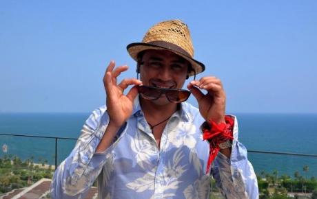 Venezuelalı sanatçı kliple Mersini dünyaya tanıttı