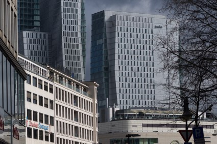 Blick Richtung FFM Hauptwache