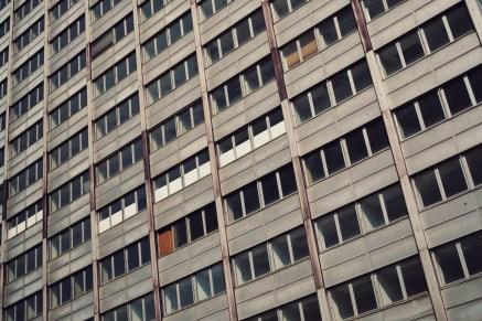 Tür ohne Balkon