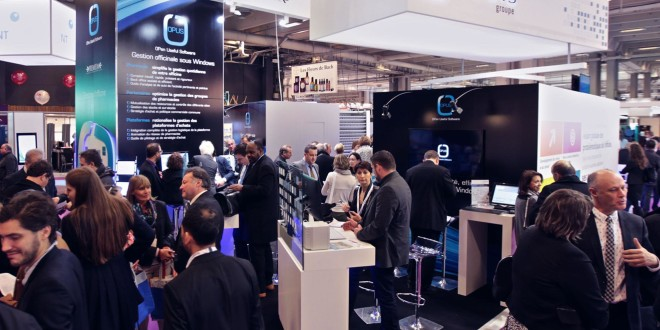 Salon Industrie Pharmaceutique 2019
