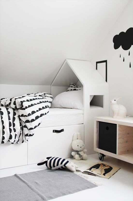 Dormitorio infantil de petit and small