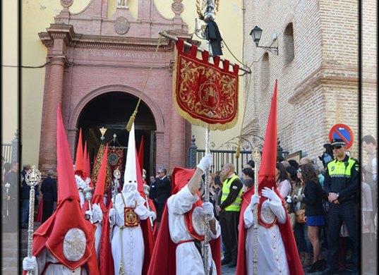 Viernes Santo 2015: Estación Penitencia Cofradía Vigías y Mayor Dolor