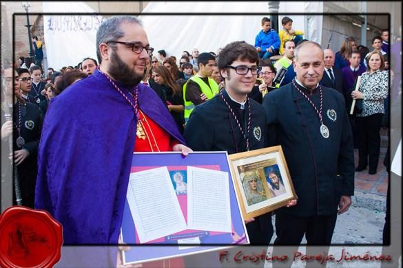 Viernes Santo 2015: Estación Penitencia Cofradía Amor en su Sagrado