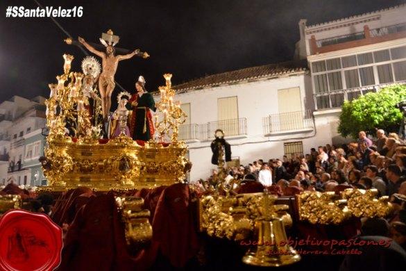 Viernes Santo: Desfile Procesional Cofradía Cristo del Mar y Penas