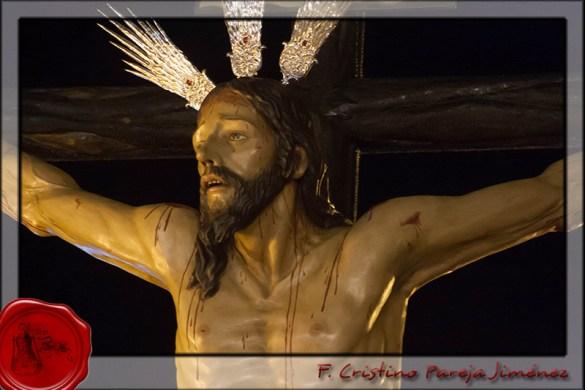 Viernes Santo 2015: Estación Penitencia Cofradía Cristo del Mar y Penas