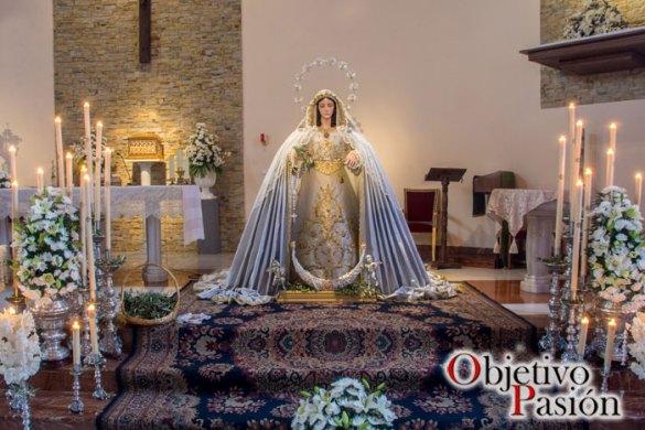 """Besamano """"Madre de Misericordia"""" – María Santísima del Rocío"""
