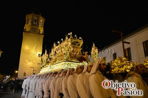 Viernes Santo 2017: Desfile procesional Santo Sepulcro