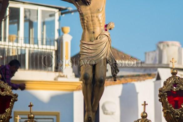 Viernes Santo 2017: Desfile procesional Cofradía Vigías