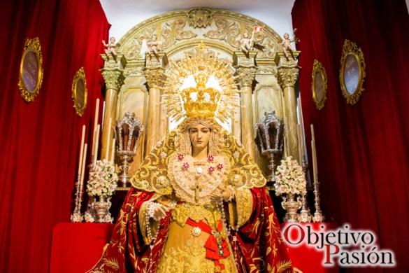 Coronación Litúrgica de María Santísima de la Amargura