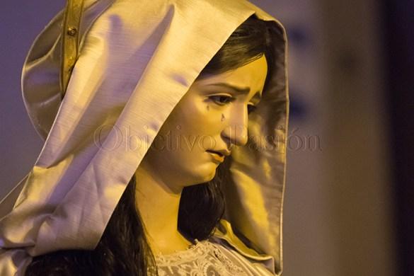 Traslado de Sta María Magdalena al Convento de las Carmelitas