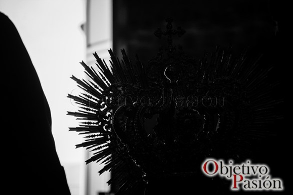 Imposición corona a María Stma de las Penas (2018)