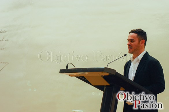 """Presentación del cartel """"Concierto Objetivo Pasión"""""""