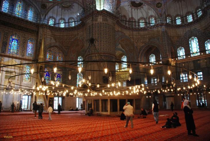 Sultanahmet, el corazón de Estambul - Objetivo Viajar