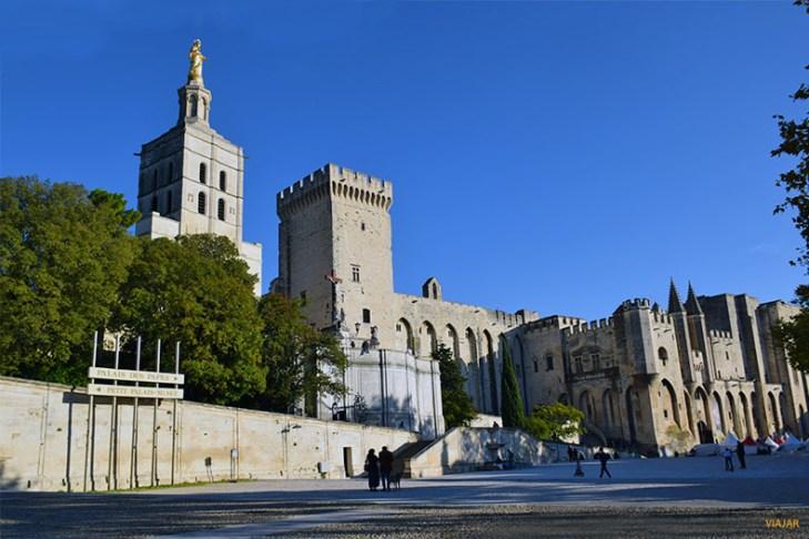 Qué ver en Avignon, el corazón de la Provenza - Objetivo Viajar