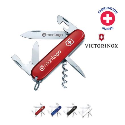 couteau suisse publicitaire victorinox 12 fonctions spartan