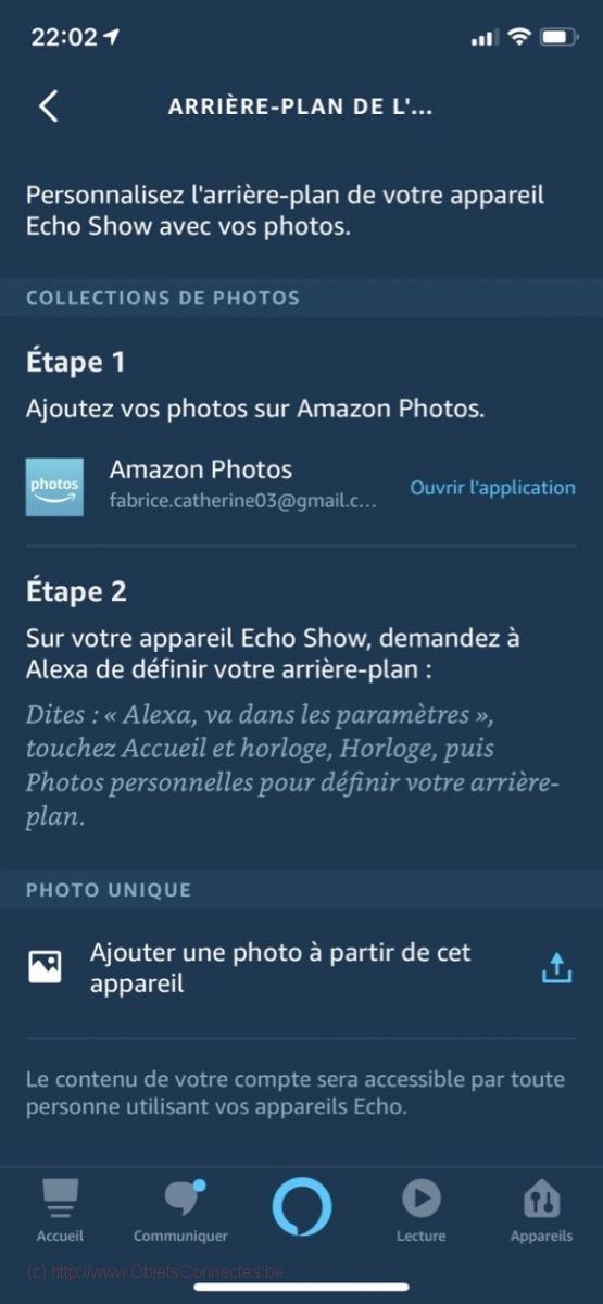 Amazon Alexa Echo Show - Photos