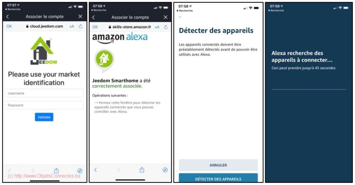 Jeedom Plugin Amazon Alexa 2