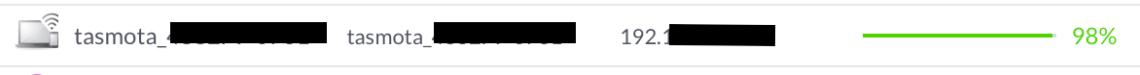 Tasmota Adresse IP