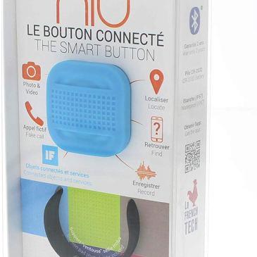 Bouton connecté smart Niu de Nodon
