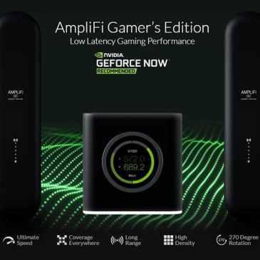 AmpliFi Wifi Mesh Gamer's Edition