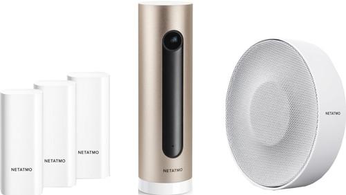 Système d'alarme Vidéo Intelligent de Netatmo