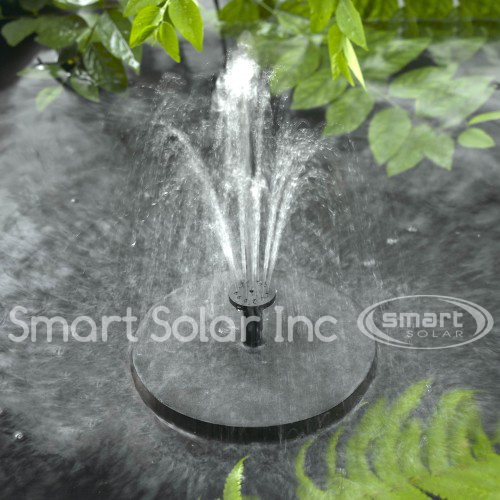 Fontaine solaire flottante 150 smart  Pompes fontaines solaires  Objetsolaire