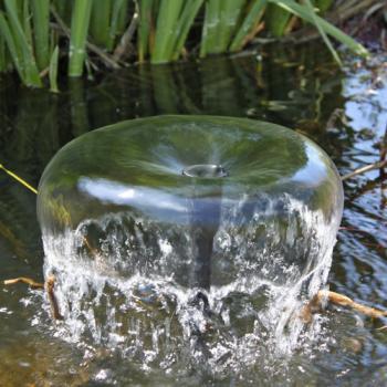pompe fontaine solaire jet d eau fil du