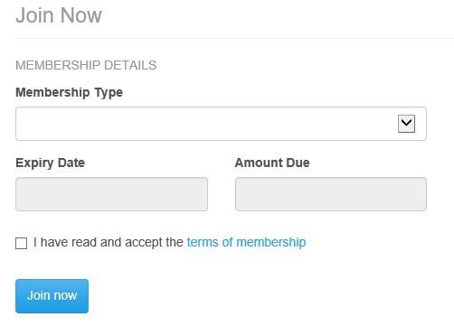 terms of membership