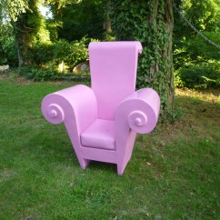 Alice In Wonderland Chair Kids Game  Obnoxious Antiques