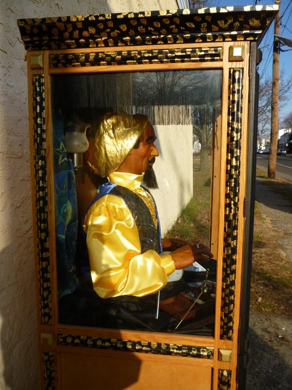 Zoltar Fortune Telling Arcade Machine  Obnoxious Antiques